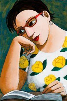 Anita Klein, New Reading Glasses