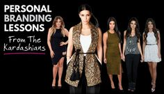Personal branding is vital to your business. Stand out from the crowd and get the attention you deserve. The Kardashian… http://itz-my.com