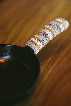 Crochet Patterns Galore - Cast Iron Cozy