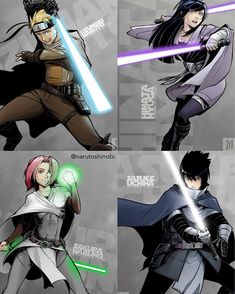 Naruto And Sasuke, Anime Naruto, Hinata, Naruto Y Boruto, Naruto Funny, Naruto Fan Art, Star Wars Rpg, Star Wars Humor, Star Wars Clone Wars