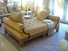 New Home Interior Design: Fabric Loving