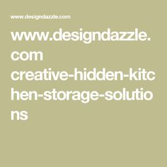 www.designdazzle.com creative-hidden-kitchen-storage-solutions