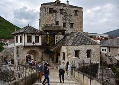 Mostar in Bosnia and Herzegovina - admire the historic town and the Stari Most bridge Mostar Bosnia, My Road Trip, Adriatic Sea, Bosnia And Herzegovina, Dubrovnik, Montenegro, 16th Century, Old Town, The Locals