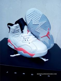 promo code 3499e c0e73 Air Jordan Shoes, Air Jordan Vi, Jordan Shoes For Kids, Nike Air Jordan