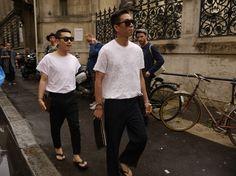 Street Style - Semana de moda de Paris
