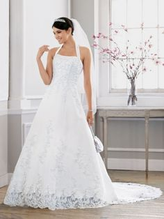David's Bridal Wedding Dress Style