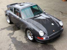 Twin Plug Hot Rod: 1973 Porsche 911