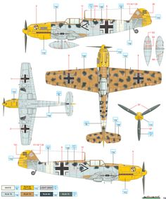 Luftwaffe, Ww2 Aircraft, Military Aircraft, Afrika Corps, German Soldiers Ww2, Focke Wulf, Camouflage Colors, Aircraft Painting, Ww2 Planes