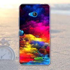 for Nokia 640 Landscape Case Cover for Nokia Microsoft Lumia 640 Silicone Cell Phone Case Soft TPU Shell for lumia 640 Nokia 640