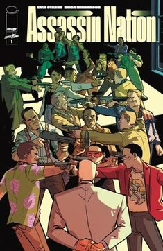 About Assassin Nation Hot off her breakout success at Marvel, two-time Eisner award winner ERICA HENDERSON (The Unbeatable Squirrel Girl, Jughead) teams Image Comics, Dc Comics, Comic Book Covers, Comic Books, Unbeatable Squirrel Girl, New Comedies, Series Premiere, New Chapter