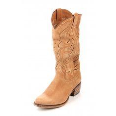 Sendra Boots 9596 Debora Inca Oxido 036 Cuero