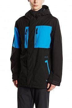 Куртка сноубордическая мужская Volcom Half Square- G0651608 c31696b4e3b