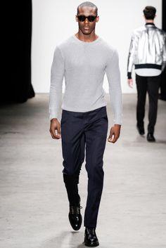 Ovadia And Sons FallWinter 2014 - New York Fashion Week - Sharp
