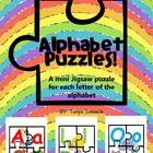 Great literacy activity for early elementary learners!  This product includes 0ne 4-piece jigsaw puzzle for each letter of the alphabet.  Each puzz...