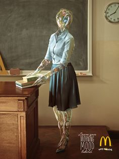 [坎城國際創意節] 精彩的報紙雜誌創意獎(下) - ㄇㄞˋ點子靈感創意誌