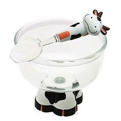 Harold Import 58444 Cow Ice Cream Bowl & Spoon by Harold Import, http://www.amazon.com/dp/B0041HQ58O/ref=cm_sw_r_pi_dp_1IkCrb1JQYTZT