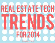 The News Funnel | Commercial Real Estate Tech Trends for 2014