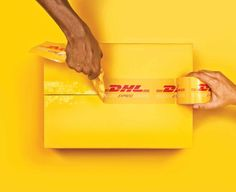 Cannes 2015 - Grey India - DHL: Hands, 2