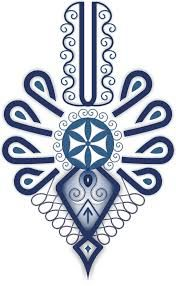 Znalezione obrazy dla zapytania parzenica broszka Embroidery Applique, Machine Embroidery Designs, Folk Print, Paper Cutting, Zentangle, Celtic, Tatting, Print Patterns, Art Drawings