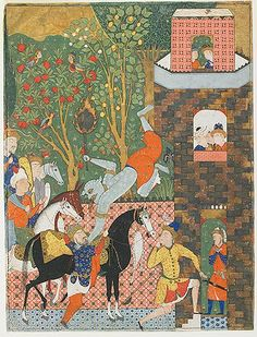 Falnama Book of Omens. Falnama is a book of omens used by fortune tellers in Iran and Turkey during the 16th and 17th centuries