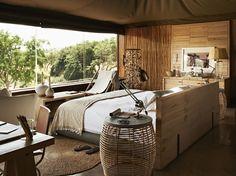 Singita Faru Faru Lodge, Grumeti, Serengeti, Tanzania