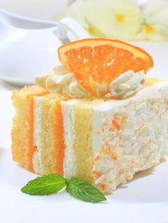 Orange Dessert Cake from FoodNetwork.com