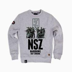 Bluza Narodowe Siły Zbrojne - Kolekcja Unikalna
