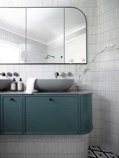 Bathroom Renovation Cost, Manufactured Home Remodel, Style Minimaliste, Bathroom Trends, Bathroom Designs, Classic Bathroom, Bathroom Design Luxury, Living Room Remodel, Bathroom Styling