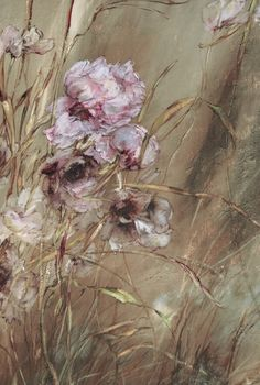 Claire Basler - Contemporary Artist - Flowers 151