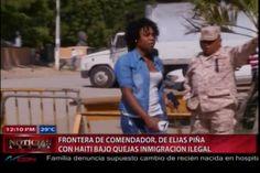 Frontera De Comendador De Elias Piña Con Haití Bajo Quejas Inmigración Ilegal