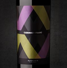 #packaging #Design #AlchimiaWines #Wines #GraphicDesign #Design #Label #NewProject