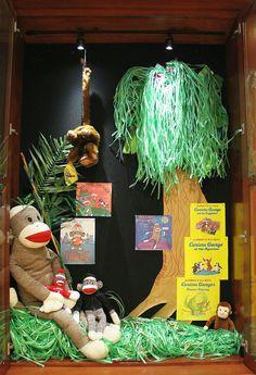 Children's Monkey Display, Sept. 2015