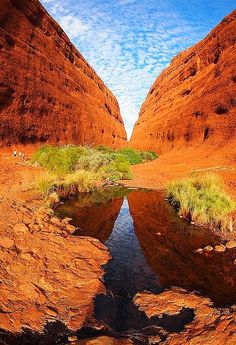 ✯ King's Canyon, Australia