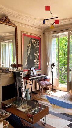Interior Architecture, Interior Modern, Dream Apartment, Hipster Apartment, London Apartment, Paris Apartments, Aesthetic Room Decor, Dream Rooms, My New Room