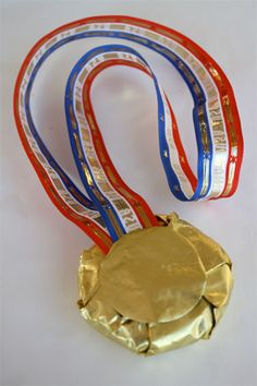 Gold Medal Cookies... or it could be any thing Im thinking of doing this for the teens and putting a Itunes gift card in it