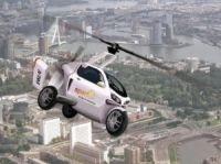 Αυτό είναι το πρώτο αυτοκίνητο και ελικόπτερο μαζί