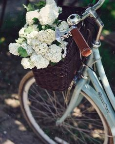 Bike Planter, English Country Style, English Countryside, French Country, Big Country, Country Art, Country Living, Bicycle Basket, Bike Baskets