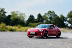 The Outrageous. Toyota gt86