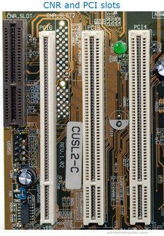 Definisi dan fungsi Slot PCI pada motherboard