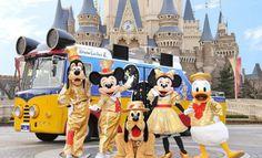 【30周年記念ツアー開催!】日本全国のお祭りへ☆あなたの街にディズニーの仲間たちがやってくる![【紀念30週年的小巡廻開始了!】會去日本全國的各個祭典☆迪士尼的伙伴們會出現在你家附近唷] From Tokyo Disney Resort Fan☆