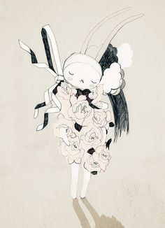 Fifi Lapin #illustration