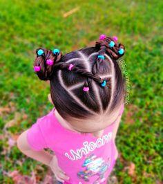 Black Kids Hairstyles, Baby Girl Hairstyles, Dance Hairstyles, Natural Hairstyles For Kids, Easy Hairstyles, Natural Hair Styles, Long Hair Styles, Hair Patterns, Toddler Hair