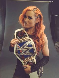 The FIRST EVER SmackDown Women's Champion