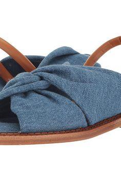 Robert Clergerie Blosstd (Denim) Women's Shoes