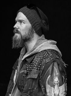 "Ryan Hurst as Opie in ""Sons of Anarchy"""