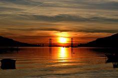 Vigo's bay, by @Paula G.
