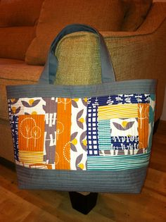 Quilt As You Go Bag & Pouch Tutorials | Bags, Pouch tutorial and Quilt : quilt as you go tote - Adamdwight.com