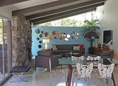 Hip and Luxurious Mid Century Alexander Home in Palm Springs ...