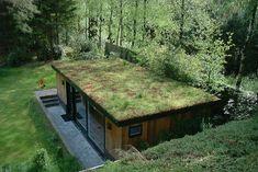 Tuinhuis 1 met de natuur