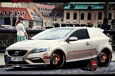 Volvo C40 by DennoxDesign